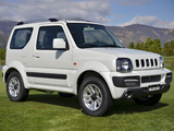 Pictures of Suzuki Jimny Shiro (JB43) 2012