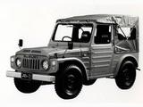 Suzuki Jimny 55 (SJ10) 1976–81 images