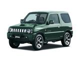 Suzuki Jimny JP-spec (JB23) 1998 images