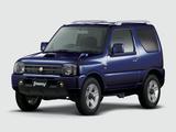 Suzuki Jimny JP-spec (JB23) 1998 photos