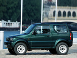 Suzuki Jimny (JB43) 1998–2006 wallpapers