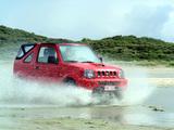 Suzuki Jimny Cabrio (JB43) 1999–2006 pictures