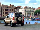 Suzuki Jimny (JB43) 2006–12 images