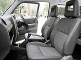 Suzuki Jimny UK-spec (JB43) 2006–12 images