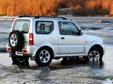 Suzuki Jimny ZA-spec (JB43) 2006–12 images