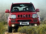 Suzuki Jimny ZA-spec (JB43) 2006–12 photos