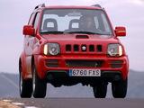 Suzuki Jimny (JB43) 2006–12 photos