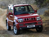 Suzuki Jimny ZA-spec (JB43) 2006–12 pictures
