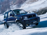 Suzuki Jimny (JB43) 2006–12 pictures