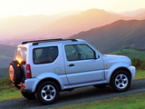 Suzuki Jimny (JB43) 2006–12 wallpapers
