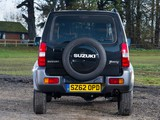 Suzuki Jimny UK-spec (JB43) 2012 wallpapers