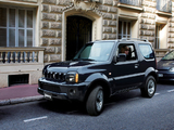 Suzuki Jimny (JB43) 2012 wallpapers