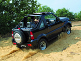 Suzuki Jimny Cabrio (JB43) 1999–2006 wallpapers