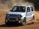 Suzuki Jimny ZA-spec (JB43) 2006–12 wallpapers