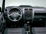 Suzuki Jimny JLX (JB43) 2012 wallpapers