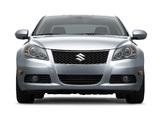 Images of Suzuki Kizashi US-spec 2009–12