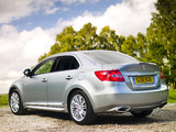 Images of Suzuki Kizashi Sport UK-spec 2010