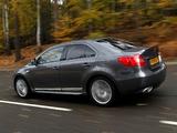 Images of Suzuki Kizashi Sport UK-spec 2010