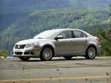 Pictures of Suzuki Kizashi US-spec 2009