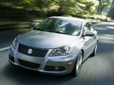 Pictures of Suzuki Kizashi US-spec 2009–12