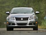 Suzuki Kizashi US-spec 2009–12 pictures