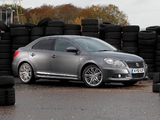 Suzuki Kizashi Sport UK-spec 2010 pictures