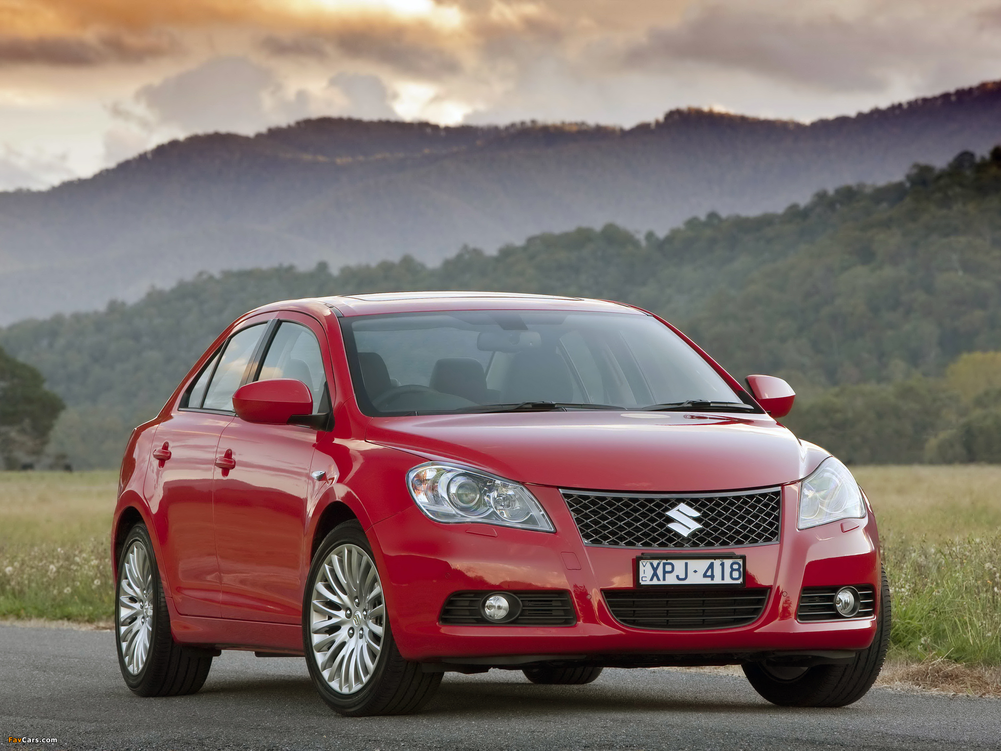 Suzuki Kizashi AU-spec 2010 wallpapers (2048 x 1536)