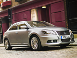 Suzuki Kizashi Sport UK-spec 2010 wallpapers