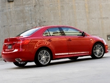 Suzuki Kizashi Sport US-spec 2010–12 wallpapers
