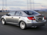 Suzuki Kizashi US-spec 2009 wallpapers