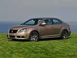 Suzuki Kizashi 2009 wallpapers