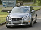 Suzuki Kizashi US-spec 2009–12 wallpapers