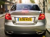 Suzuki Kizashi Sport UK-spec 2010 wallpapers