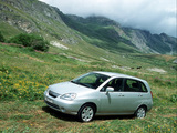 Pictures of Suzuki Liana 2001–04