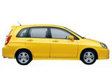 Suzuki Liana 2004–07 pictures