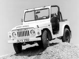 Pictures of Suzuki LJ80 (SJ20) 1977–81