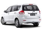 Photos of Maruti-Suzuki Ertiga 2012