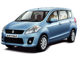 Maruti-Suzuki Ertiga 2012 wallpapers