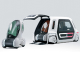 Suzuki Pixy Concept & SSC Concept 2007 wallpapers