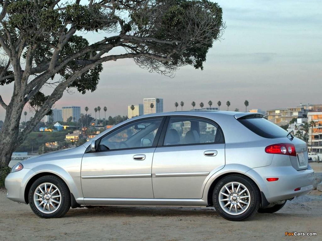 Photos of Suzuki Reno 2004–08 (1024 x 768)