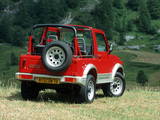 Photos of Suzuki Samurai 1995–98