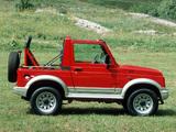 Pictures of Suzuki Samurai 1995–98