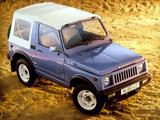 Suzuki Samurai 1985–90 images
