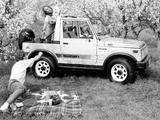 Suzuki Samurai 1985–90 pictures