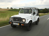 Suzuki Samurai SWB 1990–95 photos