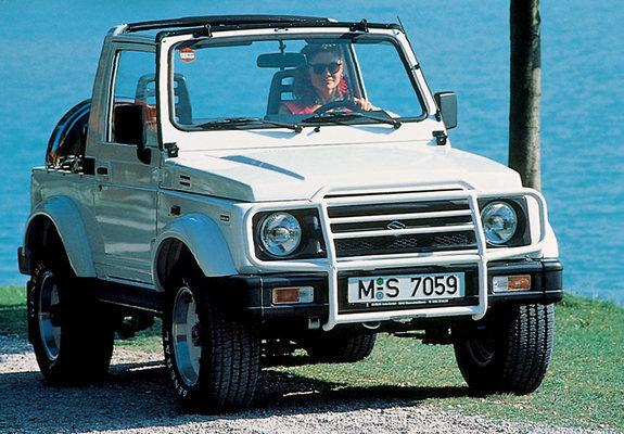 Suzuki Samurai Swb 1990 U201395 Pictures