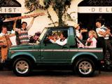 Suzuki Samurai SWB 1990–95 pictures
