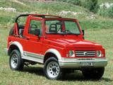 Suzuki Samurai 1995–98 pictures