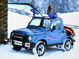 Suzuki Samurai SWB 1990–95 wallpapers