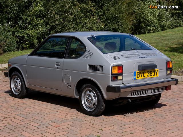Suzuki SC100 GX 1978–82 images (640 x 480)